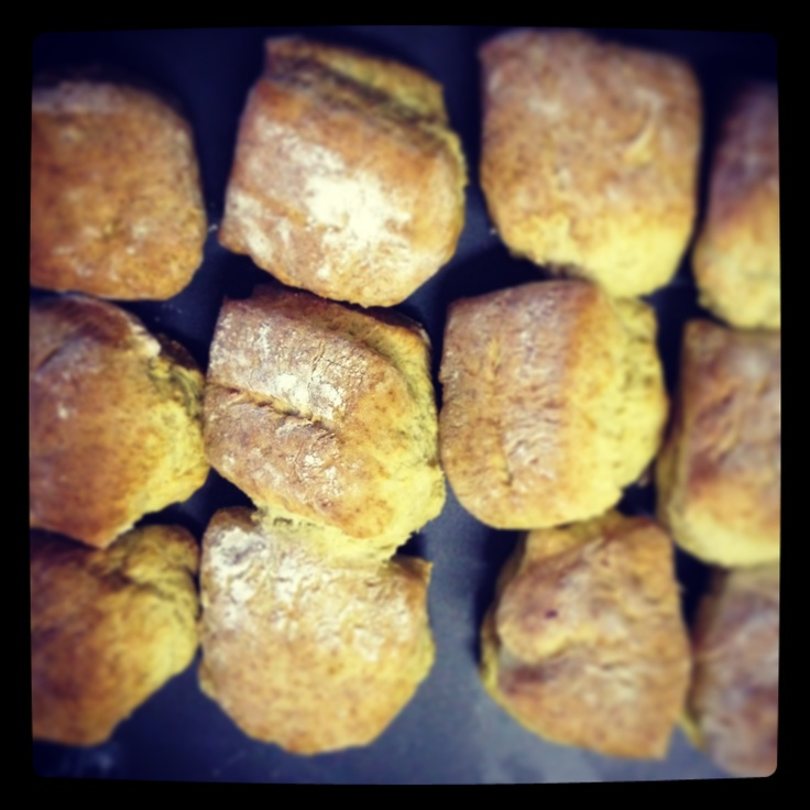 Scones on a Sunday morning