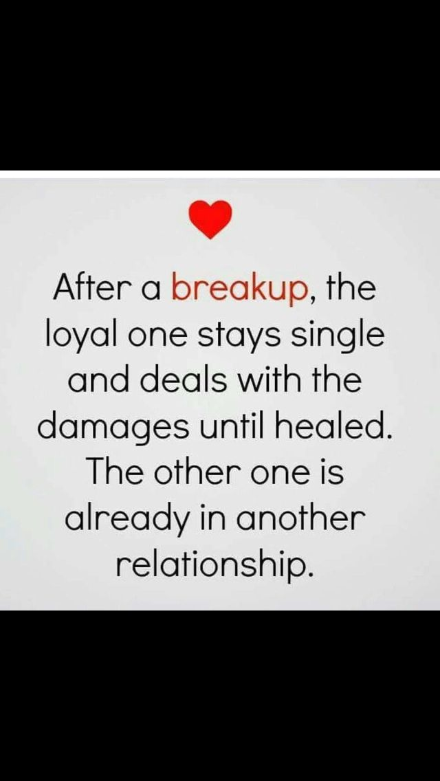 This has been the most truest thing in my life.. 100% True! It's even better to watch them throw there life away on the same person twice while your leaving everything behind for a way better future. You will be a single mother when you catch him cheating on you in the future.. He dates skinny and pretty girls last time I checked.