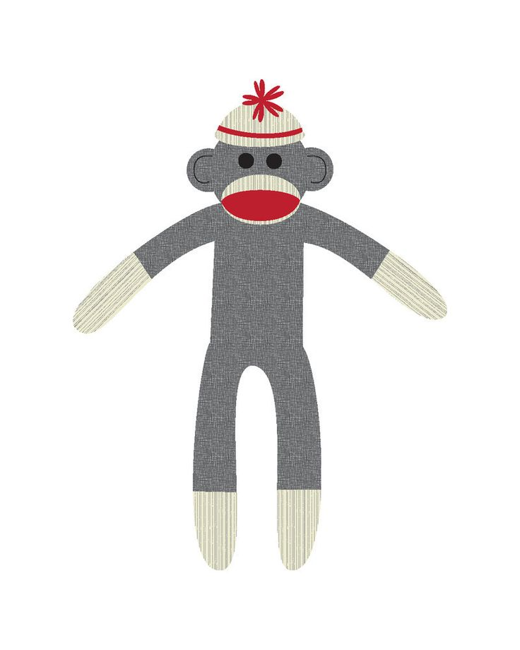 Clip Art Sock Monkey Clip Art 1000 images about sock monkey on pinterest brown paper bags free clip art kb png elephant drawing vector online