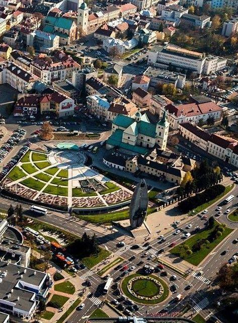 Rzeszow centrum- Polska