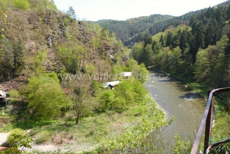 Kam na výlet - Posázavskou stezkou z Kamenného Přívozu do Pikovic, Posázaví