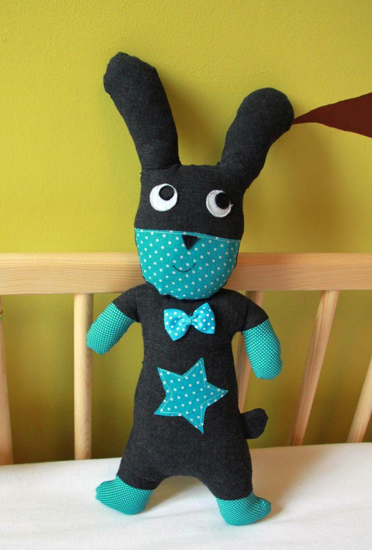 Un doudou rétro ? voici dandy rabbit. Découvrez le tuto pour le réaliser !