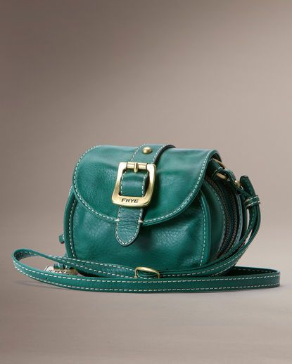 Crossbody Pouch - Teal