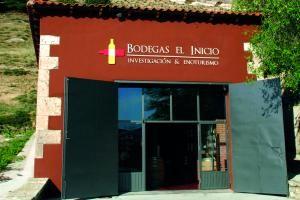 Instalaciones de Bodegas El Inicio.