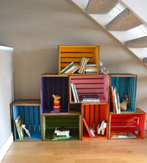 Erstaunliche diy hölzerne Kiste legt Ideen 03 beiseite   – Nursery ideas ♥️
