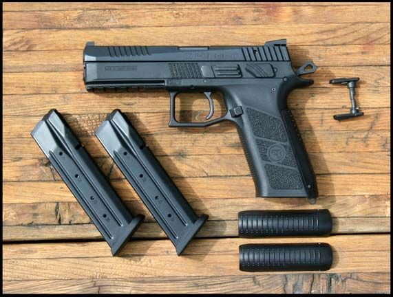 This WILL be mine!! CZ P-09