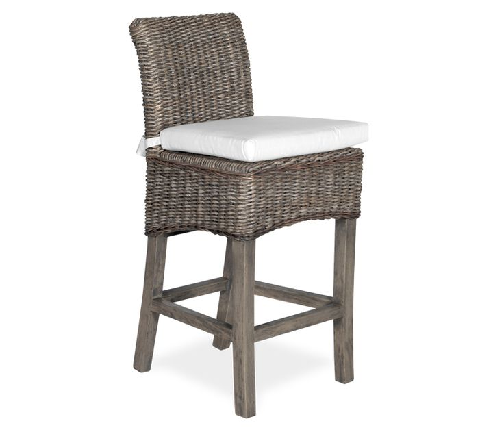 catalina counter stool grey wash