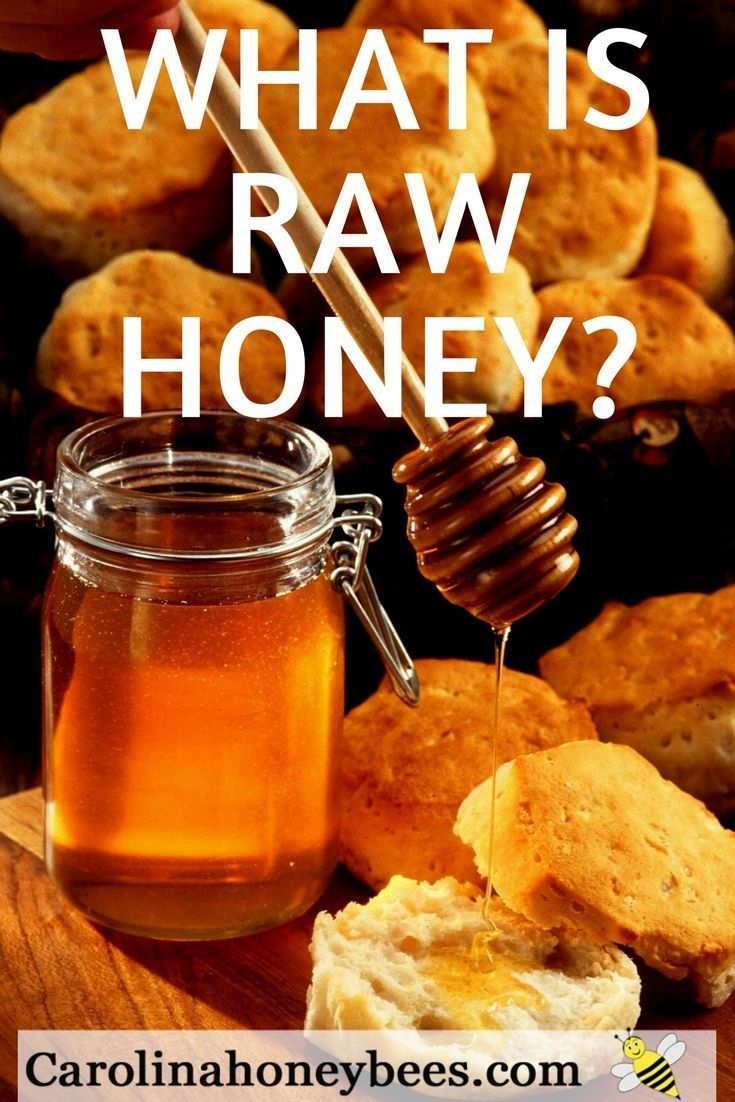Pure raw honey is 100% honey with no additives.  Raw honey has not been heated to a high temperature or micro-filtered. via @https://www.pinterest.com/carolinahoneyb