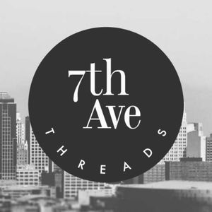 Shop my closet on @poshmark! My username is 7th_ave_threads. Join with code: 7TH_AVE_THREADS for a $5 credit!