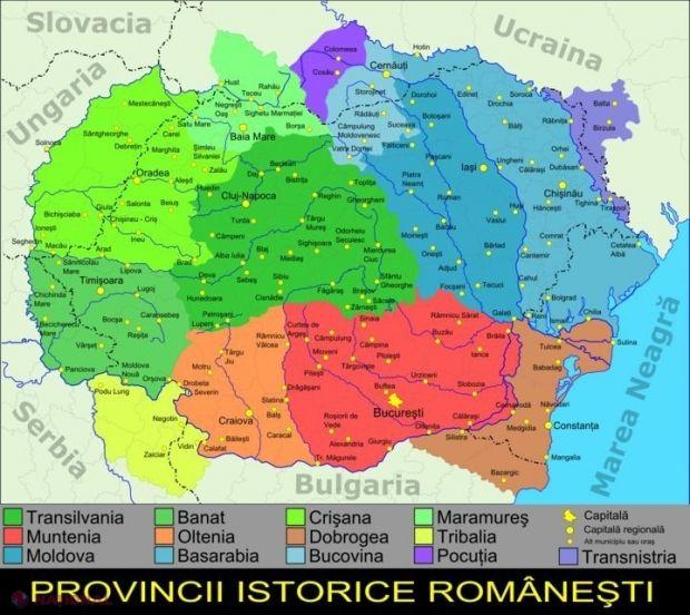 STRATFOR: România se unește cu Moldova, Rusia se va destrăma