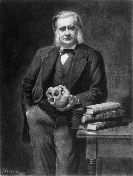 John Collier - WikiArt.org Thomas Henry Huxley, 1885