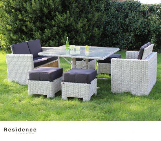 20 best Mobilier de jardin images on Pinterest | Backyard furniture ...