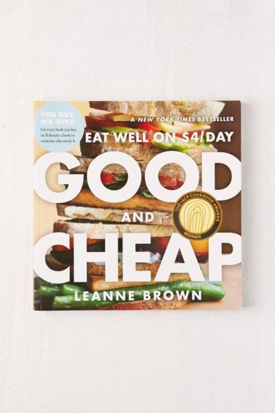 55 best cookbooks i dream about images on pinterest latest styles good and cheap eat well on 4day by leanne brown fandeluxe Gallery