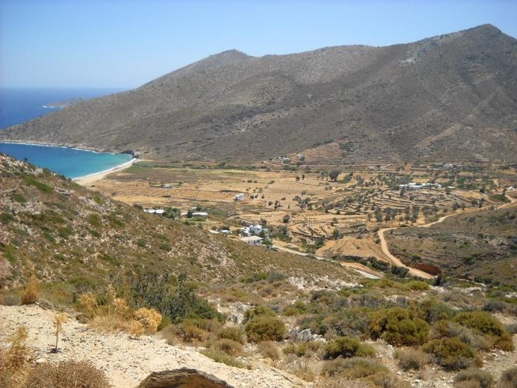 Agia Theodoti Bay,Ios island,GR