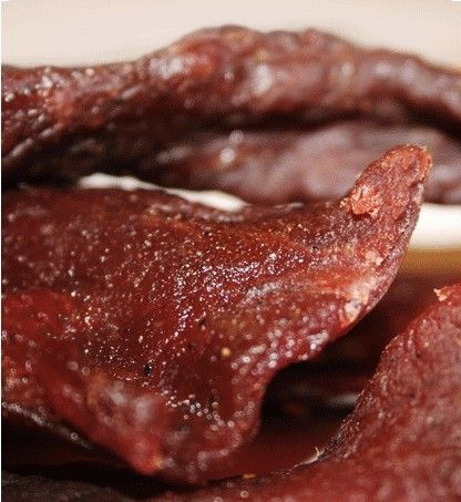Bulk Beef Jerky's Honey Barbeque Smoked Beef by BulkBeefJerky