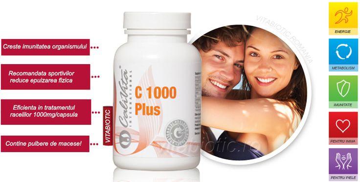 Vitamina c 1000 calivita, pret, prospect si detalii de administrare la copii, adulti si femei insarcinate. Beneficiile vitaminei c!