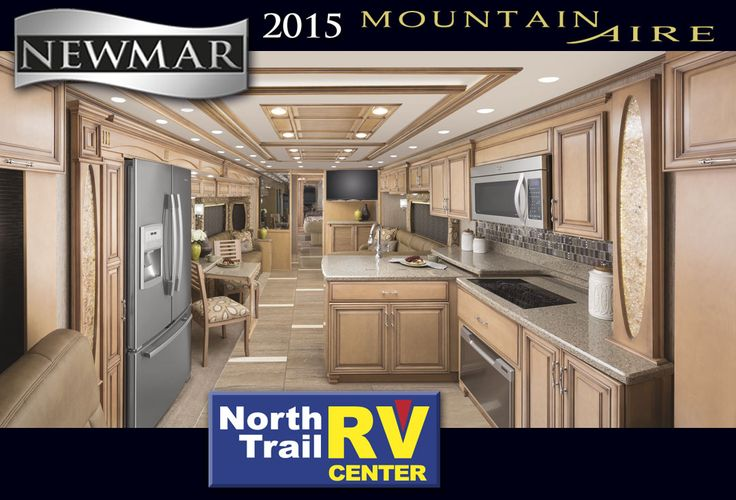 Elegant 2015 Newmar Mountain Aire Luxury Diesel Pusher Motorcoach. North Trail RV  Center Is The Worldu0027s