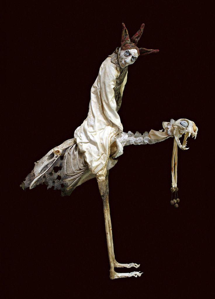 L'Univers onirique de Sabrina Gruss -Blog Graphiste / Sculptures, photos, Ver & Vie….