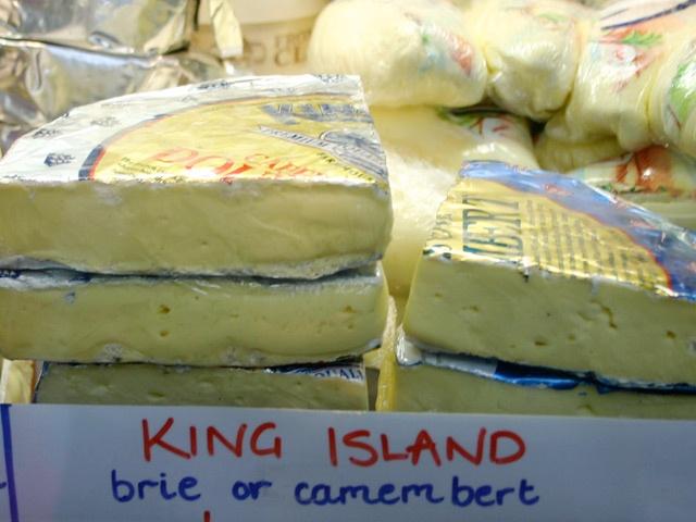 King Island Brie