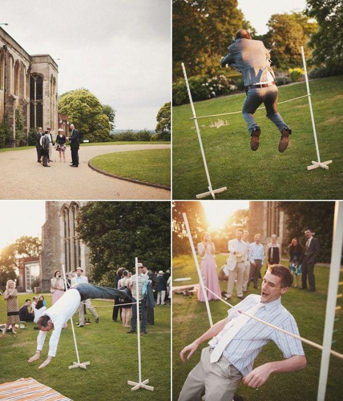 Wedding Games - Limbo