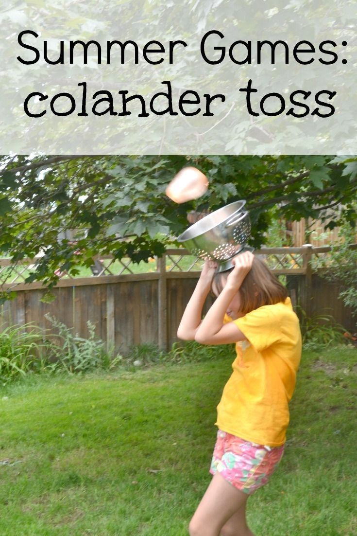 Cool off with this water balloon game -- great for summer birthdays and neighborhood block parties!