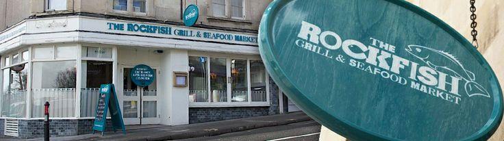 Bristol Restaurant Cookery School Fishmongers Seafood Grill Fish  - RockFish Grill & Seafood Market Restaurant Bristol