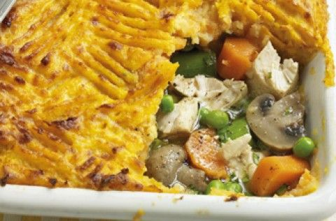 Slimming World's chicken and leek pie recipe - goodtoknow
