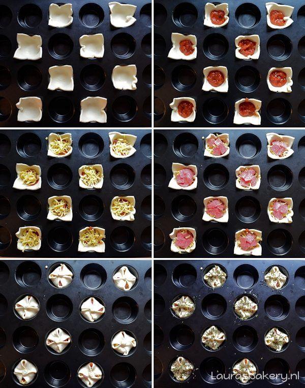 Maak zelf jouw hapjes voor een feestje met deze snackplaat... 7 heerlijke en simpele recepten! - Zelfmaak ideetjes