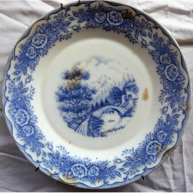 Mejores 130 im genes de colecci n porcelana cer mica en for Platos franceses