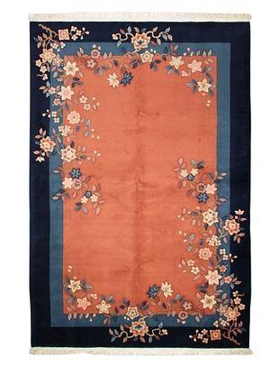 67% OFF Roubini Chinese Art Deco Rug (Terracotta)