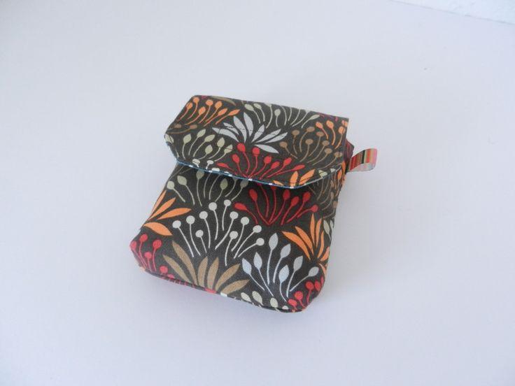 Tabakbeutel - Zigaretten Etui (braun) - ein Designerstück von conzie bei DaWanda