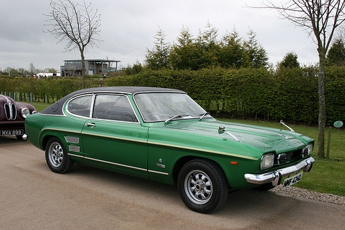 1972 Ford Capri MKI 2000GT