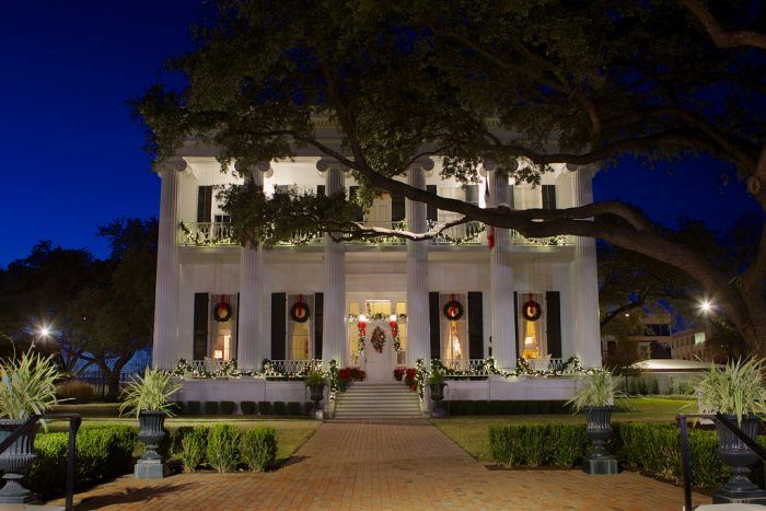 3. The Texas Governor's Mansion