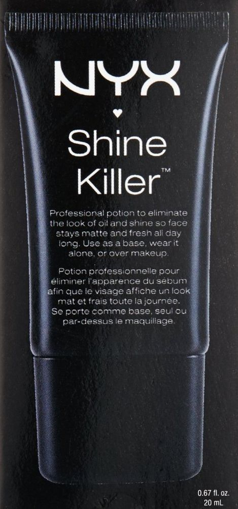 NYX Face Primer Base Oil Shine Control Under Foundation Matte Makeup All Day New #NYX