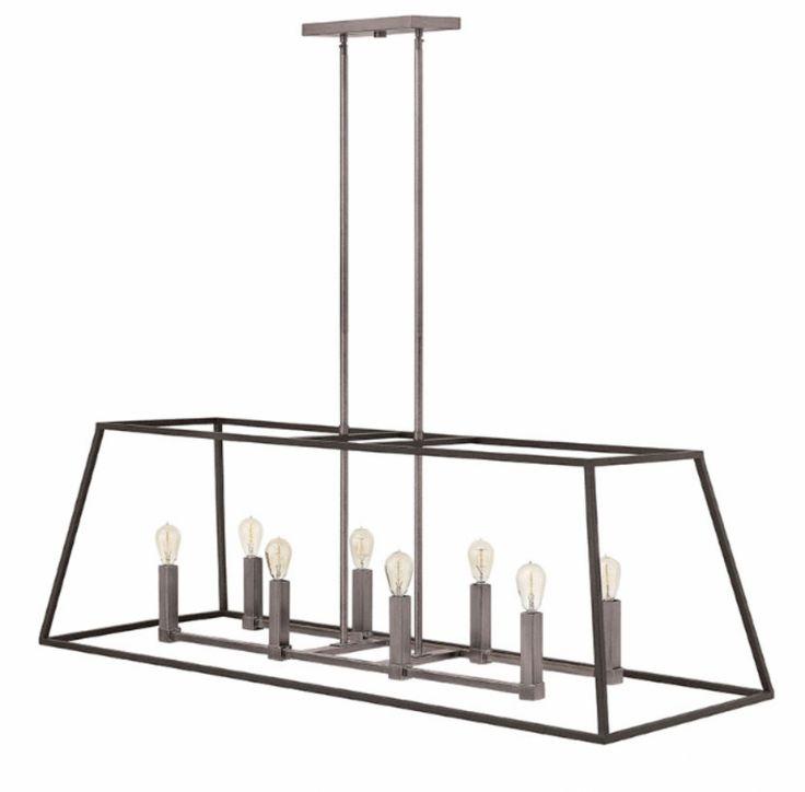 fulton bronze eight light foyer pendant hinkley island pendant lighting ceiling lighting
