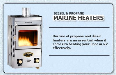Dickinson Marine: for stoves and heating