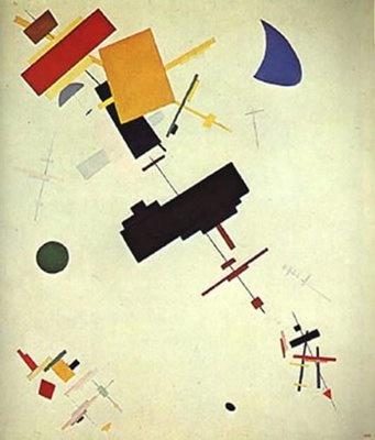 La vida no imita al arte: Kazimir Malevich (Kiev, Ucrania, 1878 – Leningrado, Rusia, 1935)