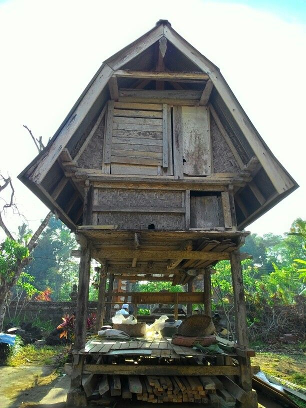 Lumbung padi