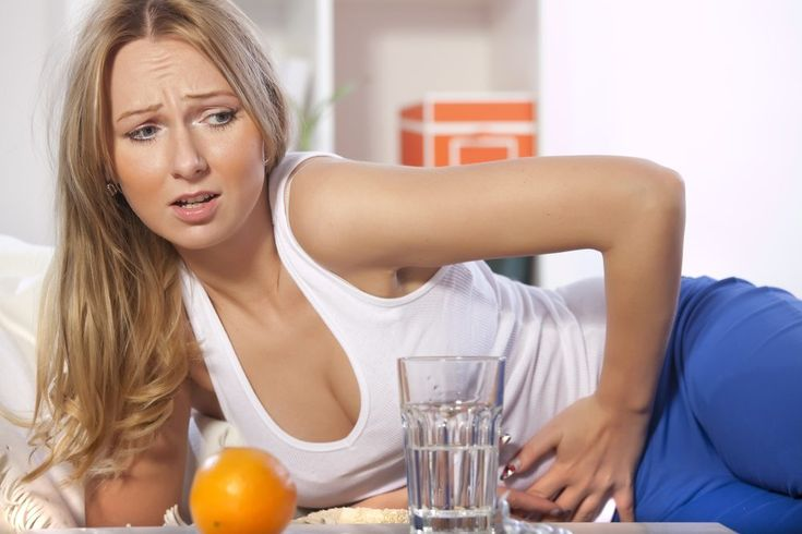 Are #Ovarian #Cysts Causing My #Abdominal #Pain?