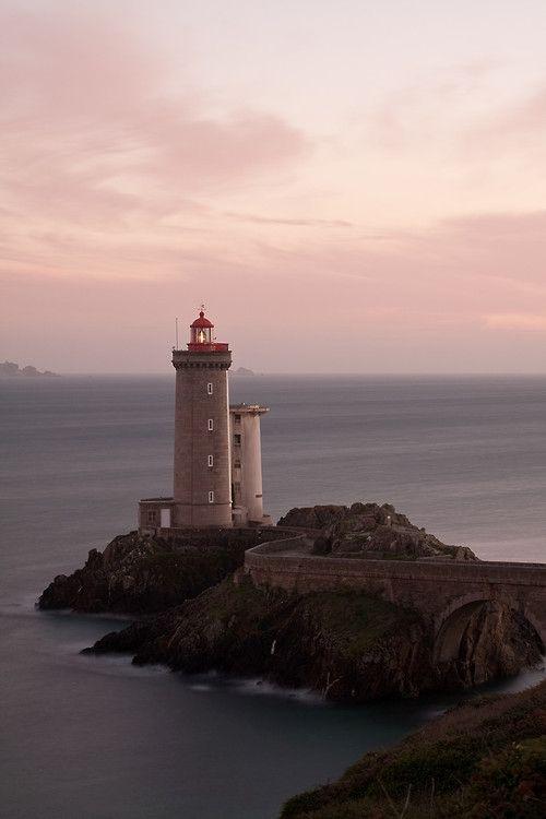 Phares du Minou, Goulet of Brest roads, Finistére, Brittany