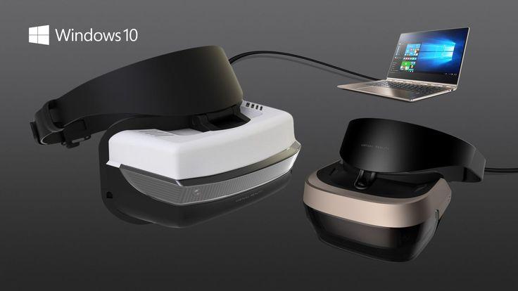 Microsoft details Windows 10 VR minimum PC specs