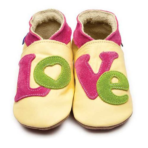 Zapatos Pasitos con amor