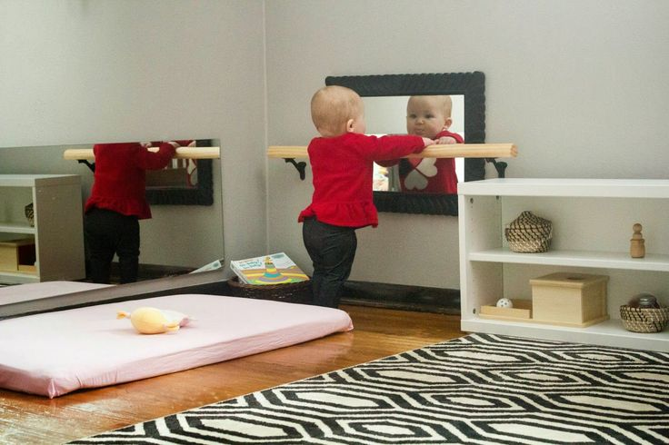 The Kavanaugh Report: DIY Montessori Pull-up Bar