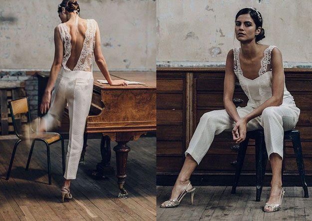 Les 25 Meilleures Id Es Concernant Tailleur Pour Mariage Sur Pinterest Combinaison Pantalon