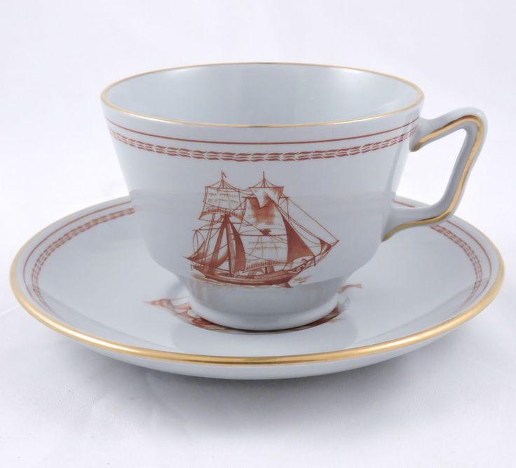 7 best Spode Nautical Trade Winds images on Pinterest | Nautical ...