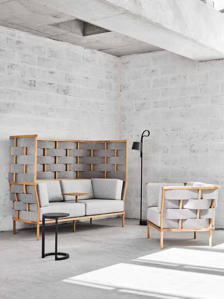 The Bower range by Cult and Adam featuring our custom Ecoustic Miniflex panel Styling by Marsha Golemac and photography by Brooke Holm. The perfect way to incorporate acoustic panels into timeless design pieces.