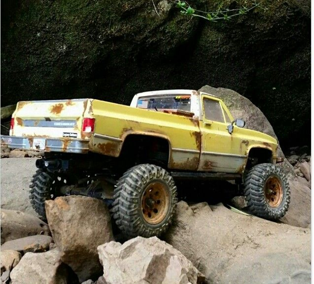 how to make a homemade rc monster truck