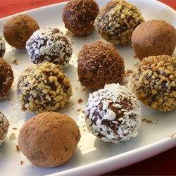 Easy Decadent Truffles - Allrecipes.com
