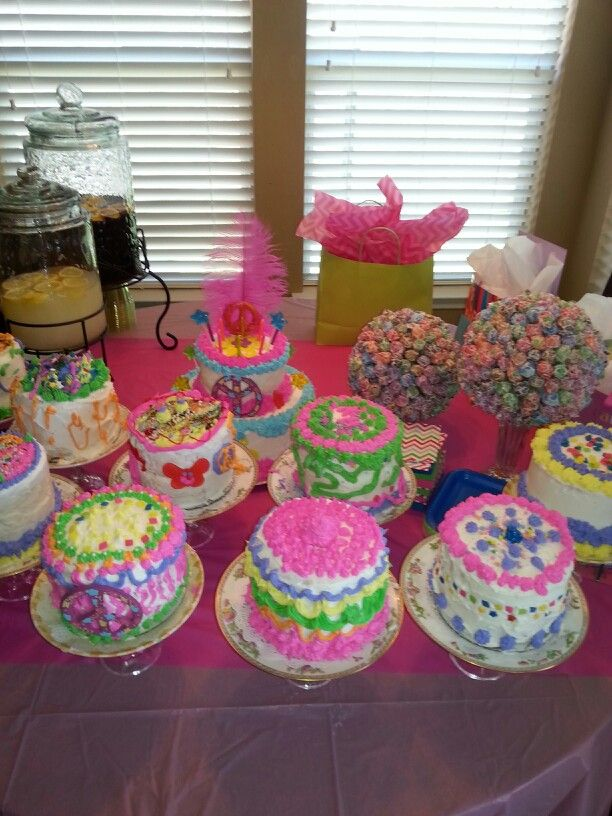 Homemade Cake Stand Pinterest