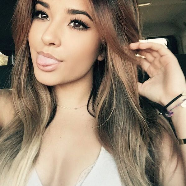 latin women with blonde hair - Google Search